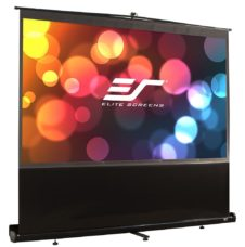 Elite Screens 80in Manual Pull Down 4:3 Projection Screen
