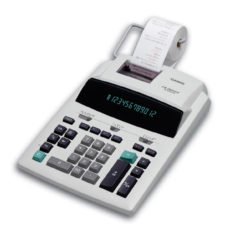 Casio FR-2650DT Full Size Printing Calculator