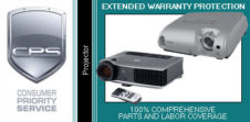 CPS 3 Year Projector Warranty ( Up to $1500.00)
