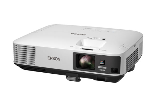 Epson PowerLite 2250U 3LCD WUXGA Projector V11H871020 front view