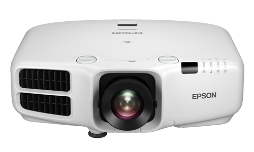 Epson PowerLite Pro G6150 XGA 3LCD Projector V11H509020 front view