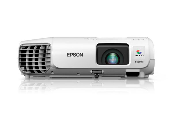 Epson PowerLite S27 3LCD Projector V11H694020 front view