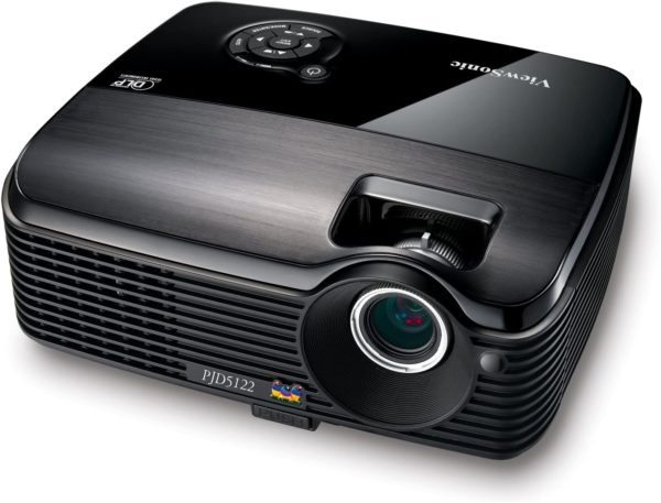 Viewsonic PJD5122 SVGA Dlp Projector front