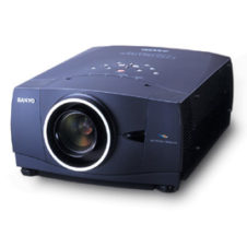 Sanyo PLV-75 3LCD Projector