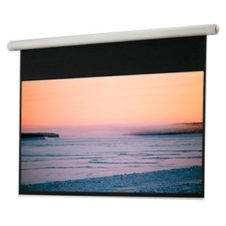 """Draper 136087 82"""" Salara Plug and Play Front Projection Electric Screen"""