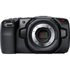Blackmagic Pocket Digital Cinema Camera 4K front