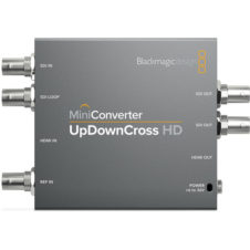 Blackmagic Design Mini Converter - UpDownCross HD CONVMUDCSTD HD