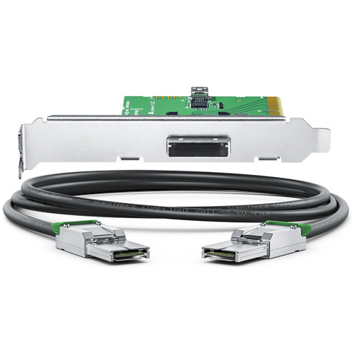 Blackmagic Design PCIe Cable Kit for UltraStudio 4K Extreme BDLKULSR4KEXTSPK