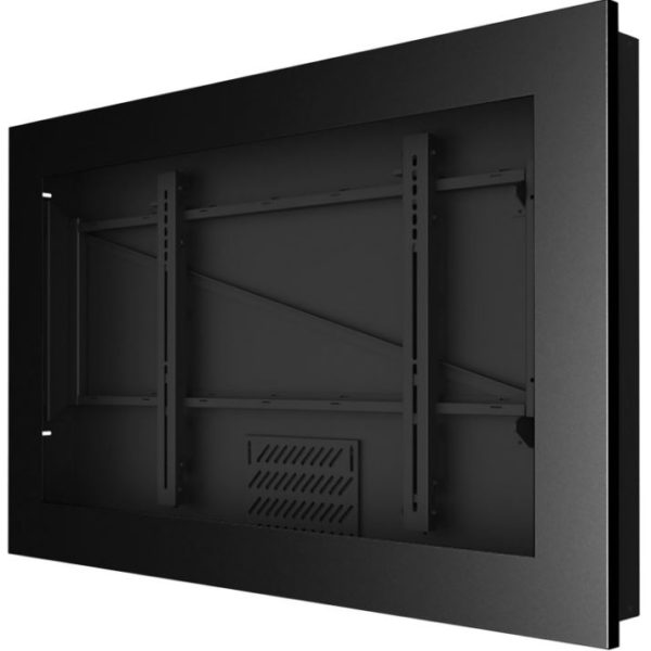 Peerless-AV In-Wall Kiosk Enclosure for 55in 49in 48in 47in 46in 43in 42in 40in Displays Black Landscape KIL755 KIL749 KIL748 KIL747 KIL746 KIL743 KIL42 KIL740