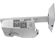 NEC NP-UM330Xi-WK Ultra Short Throw Projector with Wall Mount