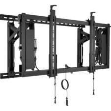 Chief LVS1U-G ConnexSys Video Wall Landscape Mounting System with Rail (TAA-Compliant)