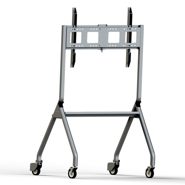 """VB-STND-005 Mobile Trolley Cart of the ViewSonic IFP7552-E4 ViewBoard Bundle with 75"""" ViewBoard IFP7552 4K Interactive Flat Panel_a LB-WIFI-001wireless AC Adapter_andaVB-STND-005MobileTrolleyCart"""
