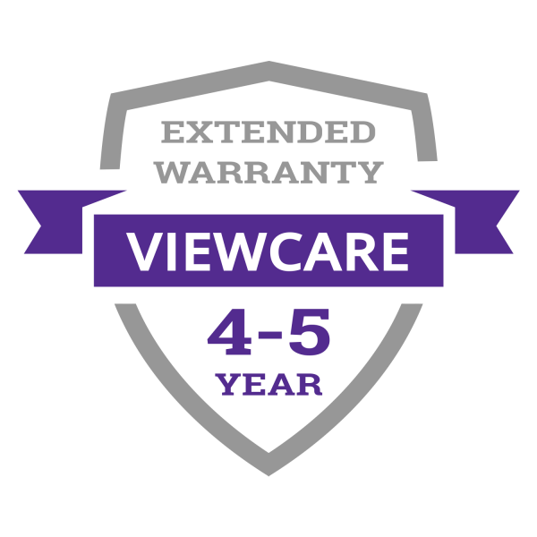 ViewSonic PRJ-EEEW-09-02 - 4th and 5th Year Extended Warranty