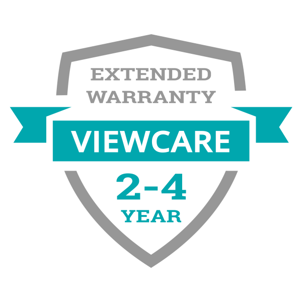 ViewSonic VPC-EW-01-04 Extended Warranty For 2nd, 3rd and 4th Year F VPCXX-Series